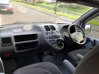 Mercedes Benz VITO Surf / Day Van