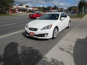 2010 Hyundai Genesis Coupe LEATHER, SUNROOF