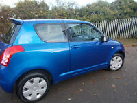 2009 Suzuki Swift 3 Door.