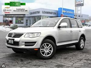 2010 Volkswagen Touareg COME IN TO SEE THIS VEHICLE TODAY!!!  6.
