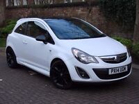 EXCELLENT LOOKS! 2014 VAUXHALL CORSA 1.2 i 16v LIMITED EDITION 3dr (a/c), 1 OWNER 12 MONTHS WARRANTY