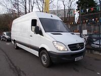 Mercedes-Benz Sprinter 2.1 CDI 313 High Roof LWB 4DR 1 OWNER FROM NEW FABULOUS VAN 13/13
