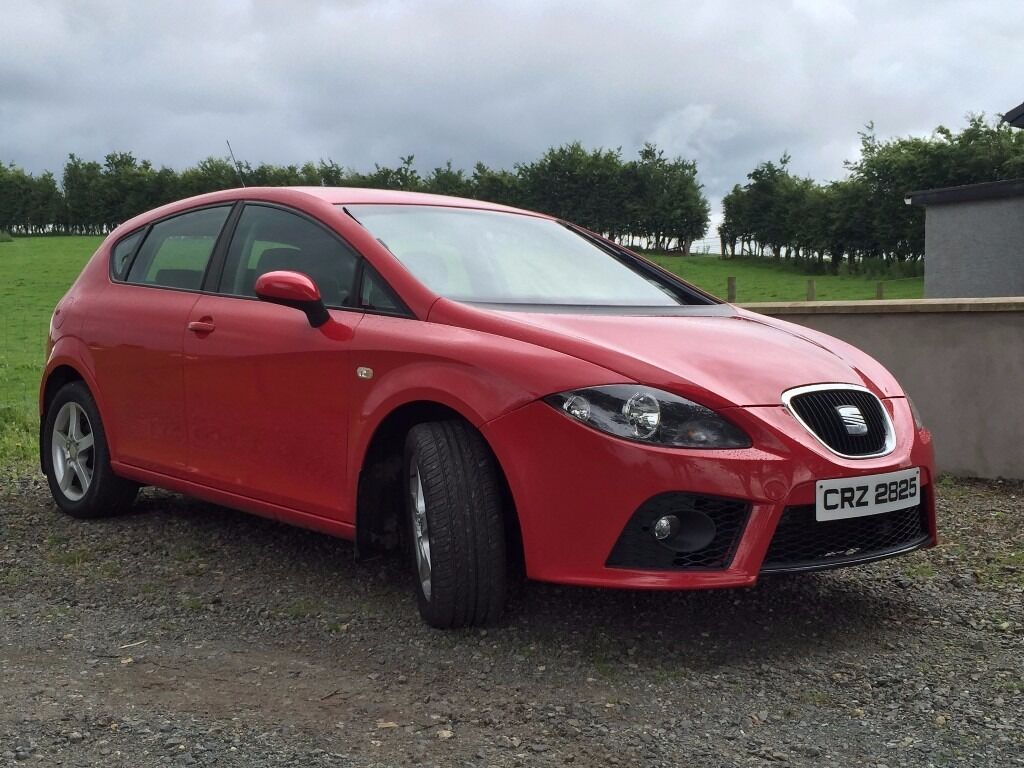 2007 seat leon 1 9 tdi fr bumpers in omagh county tyrone gumtree. Black Bedroom Furniture Sets. Home Design Ideas