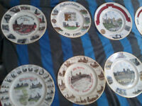 17 Colliery Plates