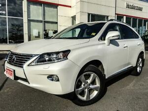 2013 Lexus RX 350 LEATHER+SUNROOF!!!