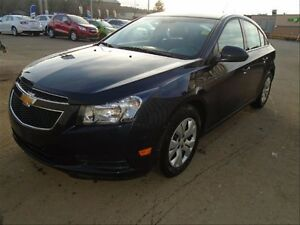 2014 Chevrolet Cruze Tech Package Remote start back up camera