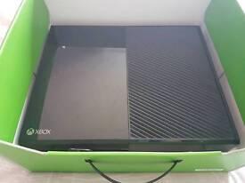 500gb Xbox one console