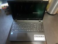 Acer aspire E15 Notebook, Windows 10 & MS Office, Excellent condition