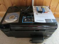 HP all-in-one wireless printer and scanner. Great condition. Only £15.