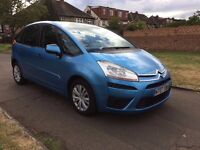 Citroen C4 Picasso 1.6 HDi SX 5dr, 6 MONTHS FREE WARRANTY, FULL SERVICE HISTORY, 2 FORMER KEEPER