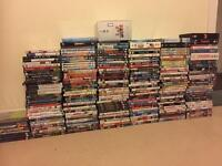 300+ dvds and pc and others