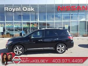 2014 Nissan Pathfinder ** FULLY LOADED/DVDS/HEATED SEATS **