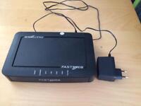 Wireless router Fastweb DRG A 226M A 411 200-1-8-X-B-FQB
