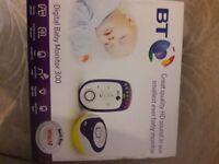 BT Digital Baby Monitor 300