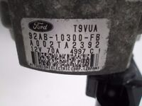 alternator, ford escort, or possibly other ford vehicles,has 3 mounting lugs!!!!!