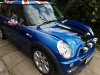 2004 Mini Cooper S 1.6 Petrol – Manual 6 Speed Gearbox – Union Jack and Chrome Edition