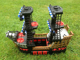 Imaginext: Pirate Ship - Ferndown