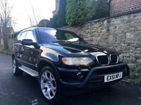 2001 BMW X5 3.0i Sport Excellent Winter 4x4 Full Heated Leathers 2 Keys