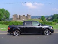FORD F150 LIMITED EDITION HARLEY-DAVIDSON PICK-UP