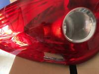 Vauxhall Corsa rear light