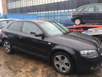 Audi A3 2.0 tdi auto dsg spares repairs £795