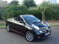 2008 NISSAN MICRA C+C 1.6 CONVERTIBLE LADY OWNER