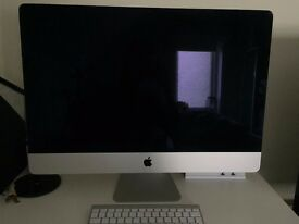 Apple iMac (27-inch, Late 2013) 3.2 GHz Intel Core i5, 8GB, 1TB HDD with Box