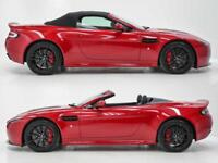 Aston Martin Vantage S V12 ROADSTER (red) 2018-01-03