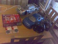 2 nitro rc remotcontroled cars