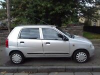 Suzuli Alto 1.1 2005 (05)**Low Mileage**Long MOT**9 Service Stamps**Trade In to Clear**Only £495