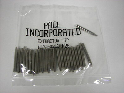 25 Pace Desoldering Extractor Tip 1121 0213  020 Id Sodr X Tractor  Sx 20 Sx 25