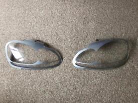 VW Golf 05-09 Headlight Protectors Cover