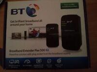 Broadband Extender Flex 500 KIT from BT