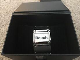 Unisex Bench Watch