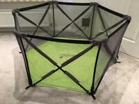 Infant Pop Up n Play Portable Baby Playpen with bag