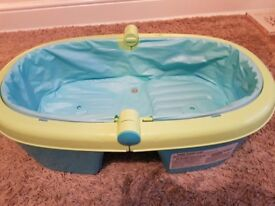 Baby bath never been used!