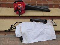Mitox BV280 2 stroke petrol leaf blower