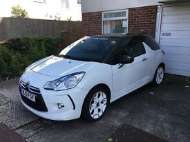 Citroen DS3 110BHP DSport Only £30 Road Tax