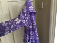 Marks and Spencer's age 9-10 dressing gown