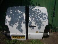 Mercedes vito rear van doors £30 each