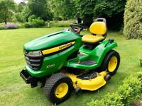 "John Deere X540 Ride On Mower - 48"" Deck - Lawnmower - Kubota/countax/Honda/Zero Turn"