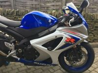 2009 Suzuki GSXR1000 K8 twin arrow cans, decat, k&n, power commander, fsh