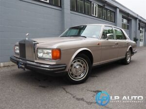 1984 Rolls-Royce SILVER SPIRIT Only 43000kms! Exceptional Condit