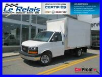 2014 GMC Savana Cutaway A/C DIFFERENTIEL BARRE