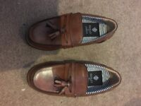 Children's size 8 loafers
