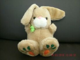 EASTER BUNNY RABBIT PLUSH TOY