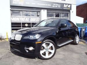 2009 BMW X6 50i twin turbo v8 5.0,XDrive full garantie!