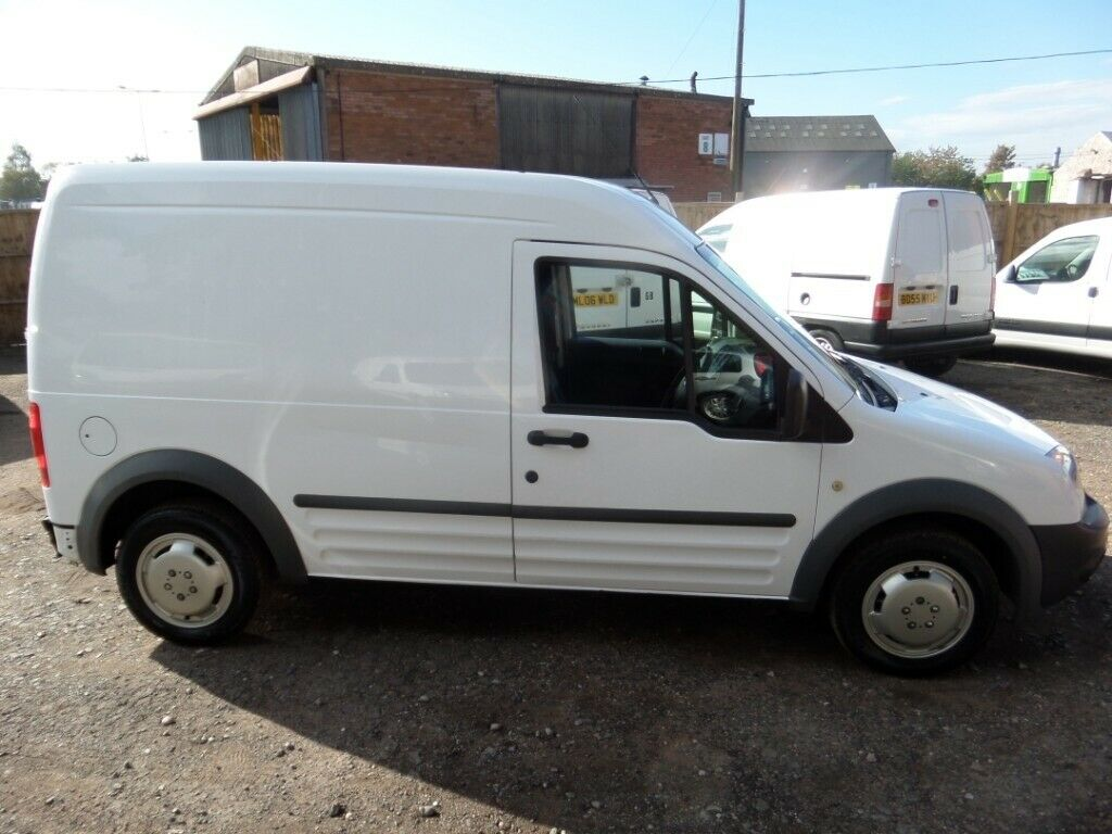 5789cd0e88 2010 FORD TRANSIT CONNECT 90 T230 1.8 DIESEL