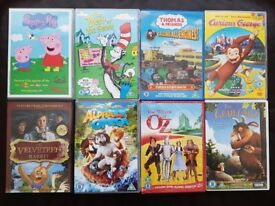 12 Childrens DVDs - Great Selection