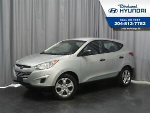 2013 Hyundai Tucson GL W/ Remote Start Low KM